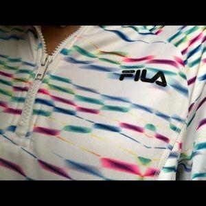 Fila brand pullover